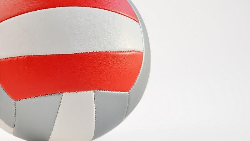 Volleyball: Aufbau und Unterschiede zu anderen Sportbällen