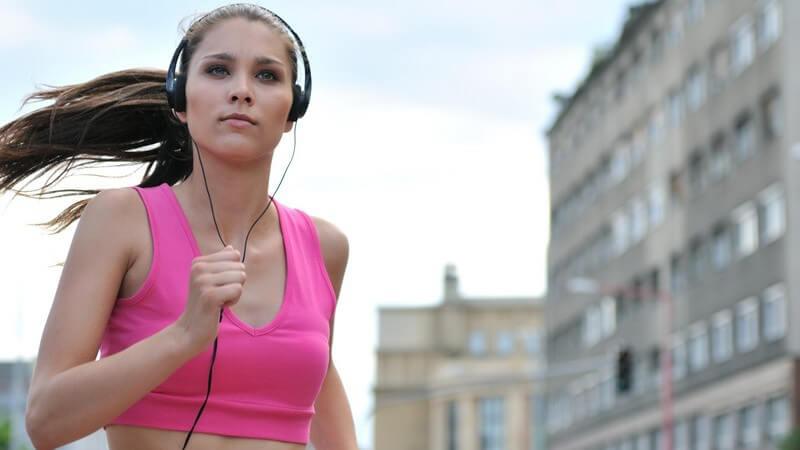 Stark nach Noten - Passende Songs für das Fitnesstraining