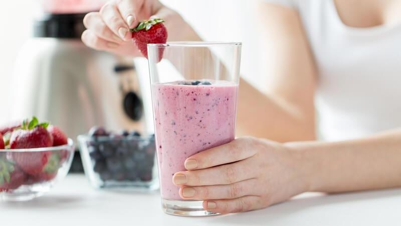 Rezeptideen für schmackhafte Diät-Drinks - Ist Abnehmen mit Diät-Drinks wirklich möglich?