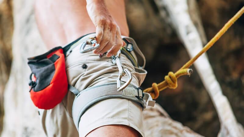 Klettern, Handball und Co - Sportarten, in denen Haftmittel Verwendung finden