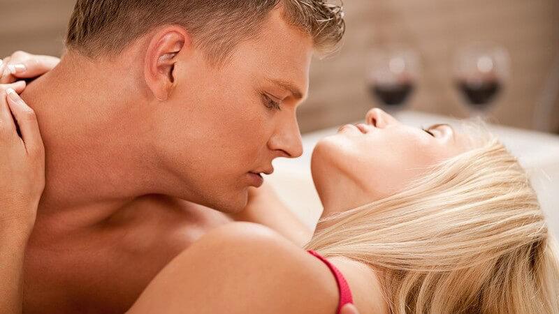 Die fünf beliebtesten ungewöhnlichen Positionen beim Liebesspiel