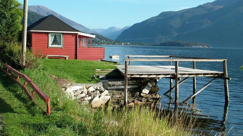 Sehenswertes im Reiseziel Norwegen
