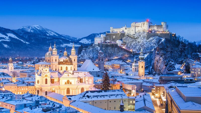 Sehenswertes im Reiseziel Österreich