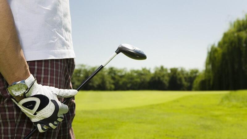 Wissenswertes rund um die unterschiedlichen Golfhandschuhmodelle