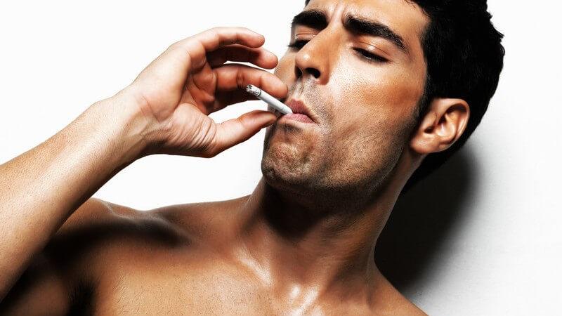 Rauchen ist ungesund, das hört man immer wieder - doch wie genau wirkt sich der Nikotinkonsum auf den Körper aus?