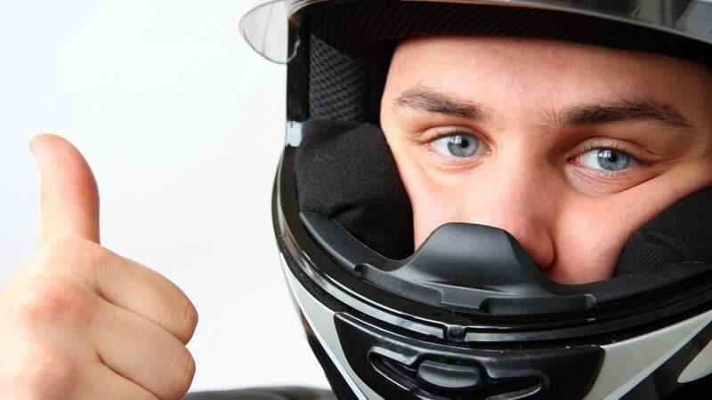 Durch einen Kopfschutz schwerwiegende Kopfverletzungen vermeiden