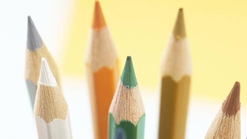 Beim Zeichnen kann man sich unterschiedlicher Techniken bedienen - auch das digitale Zeichnen am Computer ist heutzutage weit verbreitet