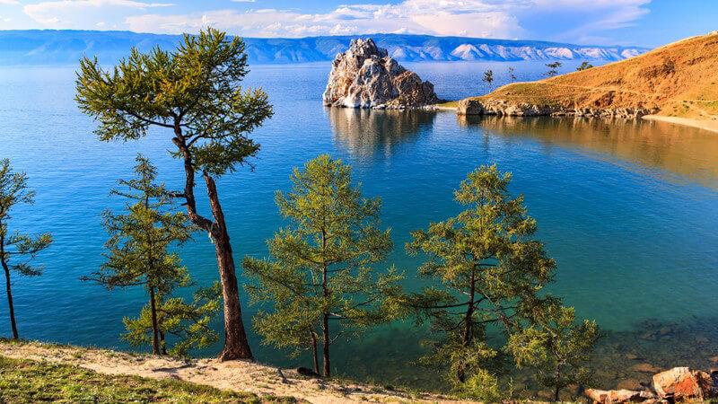 Wissenswertes zum Baikal in Sibirien