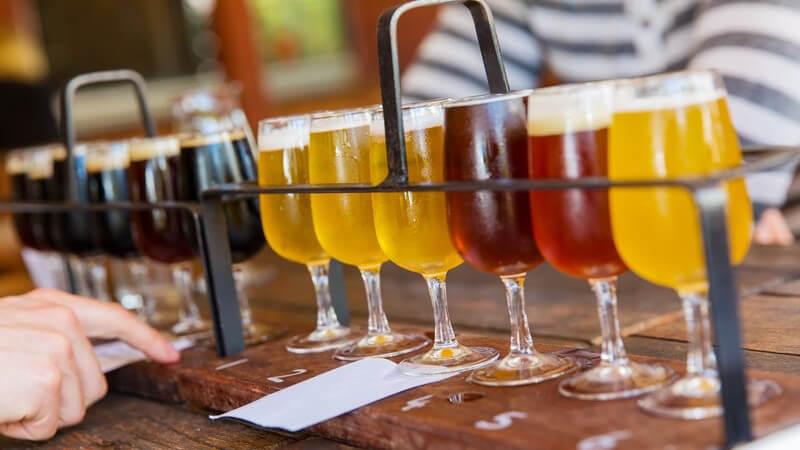 Die unterschielichen Bierklassen kurz erklärt