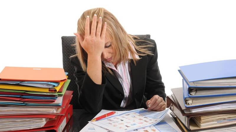 Ursachen, Symptome und Folgen von Stress