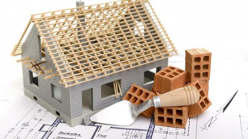 Wissenswertes rund um den Hausbau