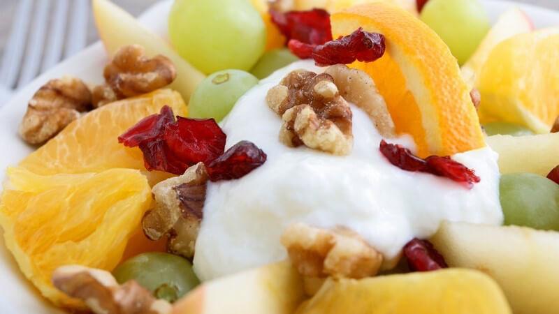 Viel essen und viel abnehmen: Beispielhafter Ernährungsplan im Rahmen der Volumetrics-Diät