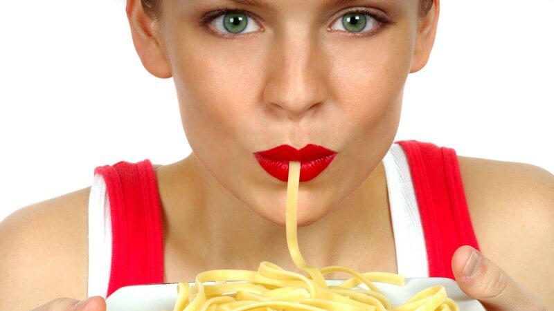 Eine kleine Übersicht kalorienreicher Lebensmittel zum gesunden Zunehmen