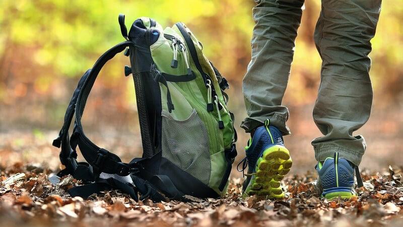 Klettern, Trekking, Wandern: Sportarten, bei denen Rucksäcke zum Einsatz kommen