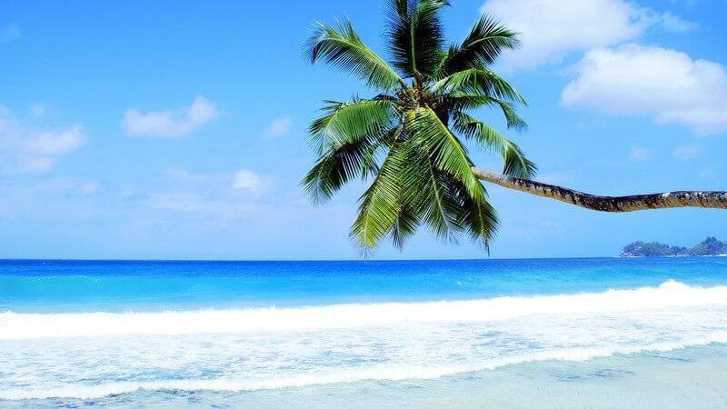 Sehenswertes im Reiseziel Seychellen