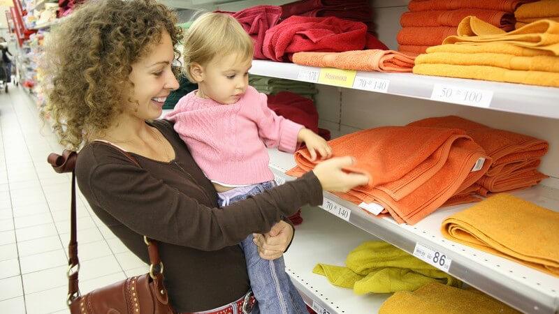 Hochwertige Mode für die Kleinen und Großen kann man an verschiedensten Details erkennen