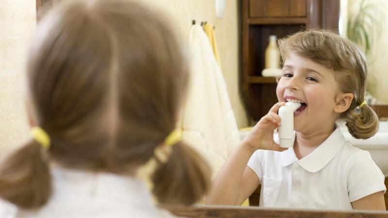 Kindern ein möglichst normales Leben zu bieten, ist das oberste Ziel der Asthma-Therapie