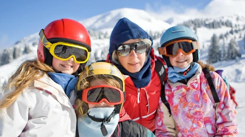 Ski-Goggles und Sport-Sonnenbrillen - Wissenswertes zur Skibrille