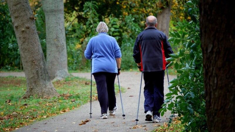 Fit im Alter durch Ausdauertraining - Möglichkeiten und Hinweise
