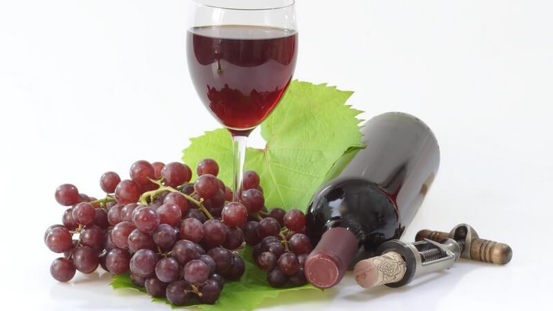 Nicht jedem Weintrinker gelingt es, verschiedene Aromen aus dem Wein heraus zu schmecken