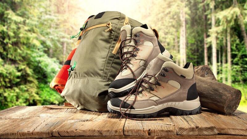 Besondere Eigenschaften und Anforderungen an einen Trekkingschuh