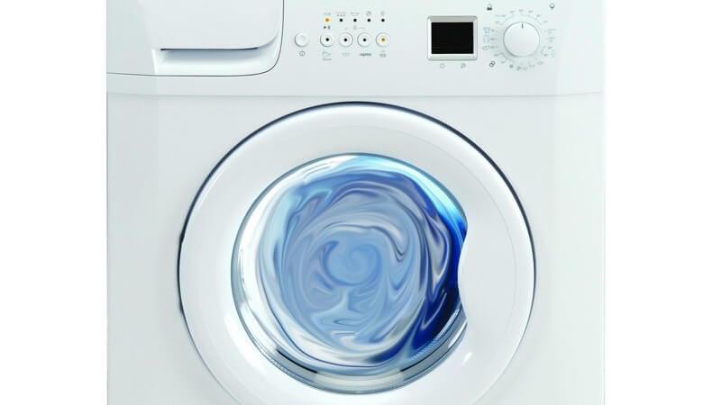 Fehlersuche bei der Waschmaschine