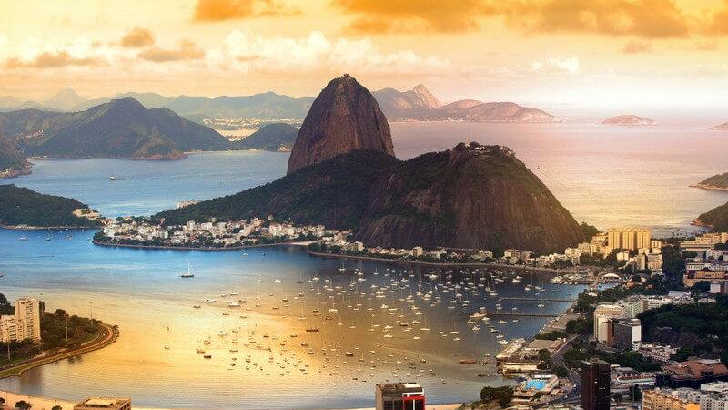 Wissenswertes zum Reiseziel Südamerika