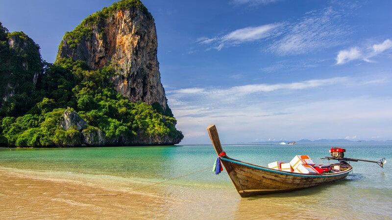 Sehenswertes im Reiseziel Thailand