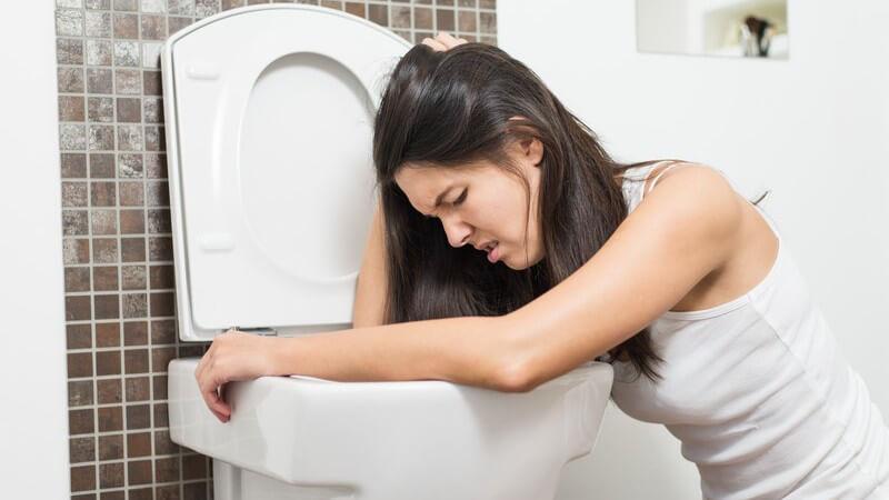 Harmlose und bedenkliche Schwangerschaftsbeschwerden
