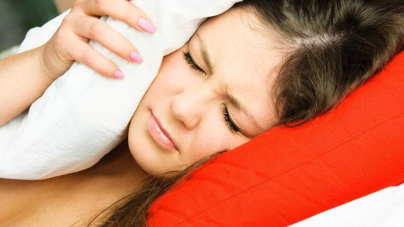 Ist das Gleichgewicht zwischen Körper und Geist wieder hergestellt, findet man auch zu einem ruhigen Schlaf