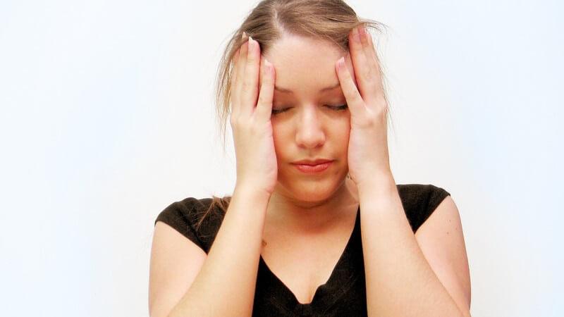 Typische psychosomatische Erkrankungen - Ausgelöst werden psychosomatische Beschwerden z.B. durch Angst oder ständigen Ärger und Stress