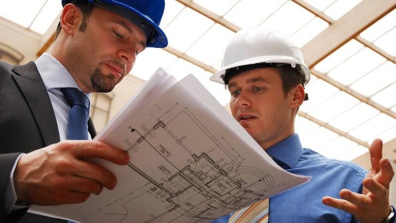 Vom inhaltlichen Aufbau eines Projektplans bishin zum fertigen Projekt