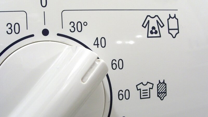 Waschprogramme der Waschmaschine: Grundprogramme und Zusatzfunktionen