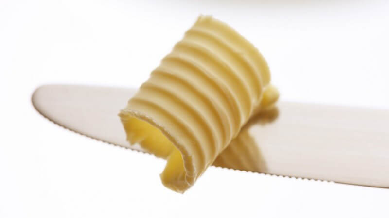 Wissenswertes über Butter