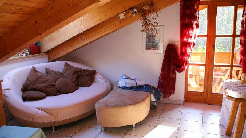 Gestaltungstipps für Räume mit Dachschrägen