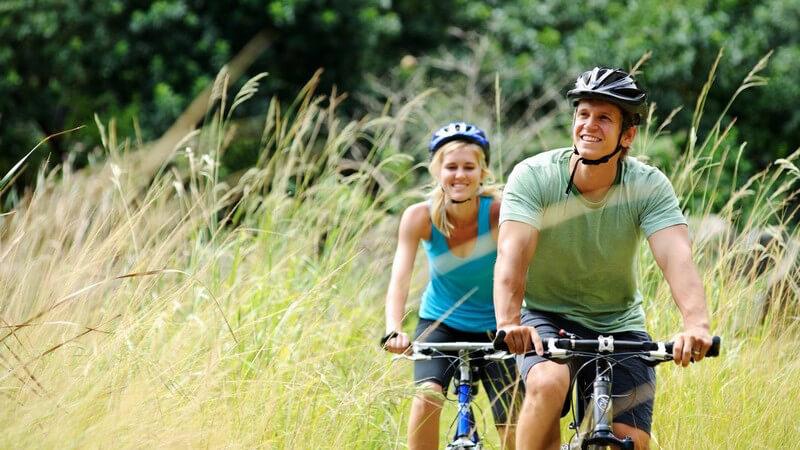 Tipps für Mountainbiker - vom Kauf bis zum richtigen Ausgleichstraining