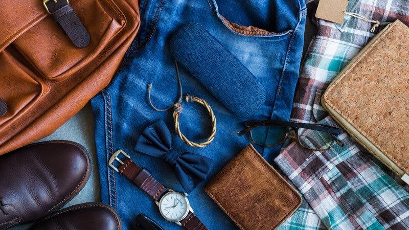 Diese Tipps helfen dem Herrn beim Mode-Shopping und durch das Wirrwar der verschiedenen Größenangaben