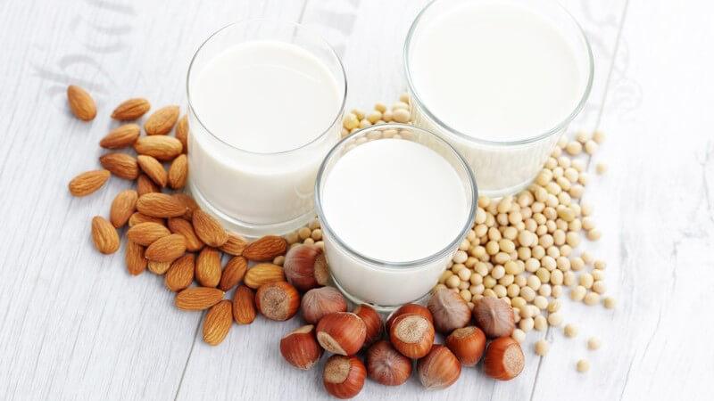 Durch den Verzehr von Mandeln lässt sich der Cholesterinspiegel senken und die Herzgesundheit stärken