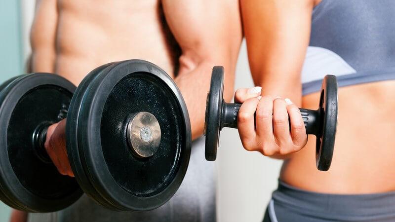 Die Grundlage des Krafttrainings: Für das gleichzeitige Training großer Teile des Körpers