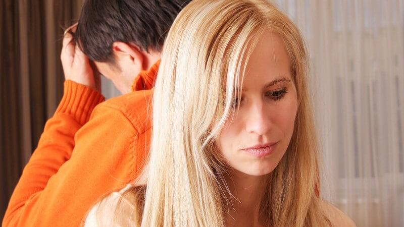 Mögliche Konsequenzen für den Fall, dass der Partner sich keine Kinder wünscht