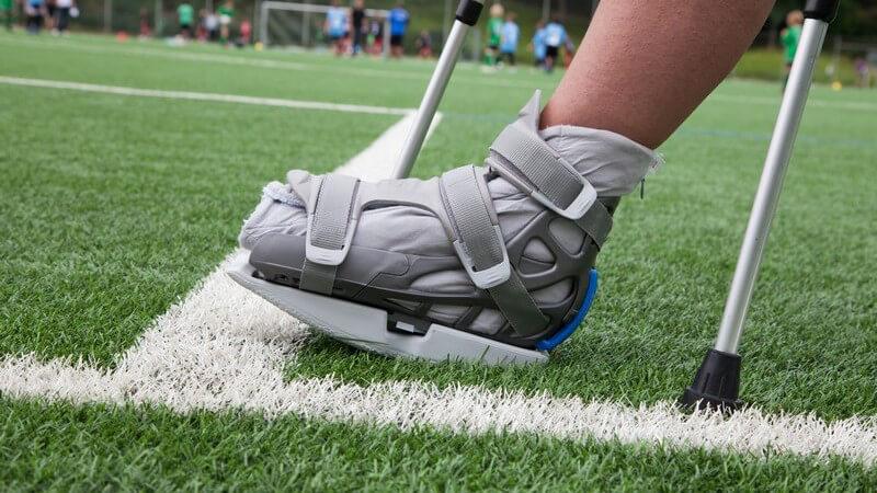Typische Sportverletzungen im Überblick
