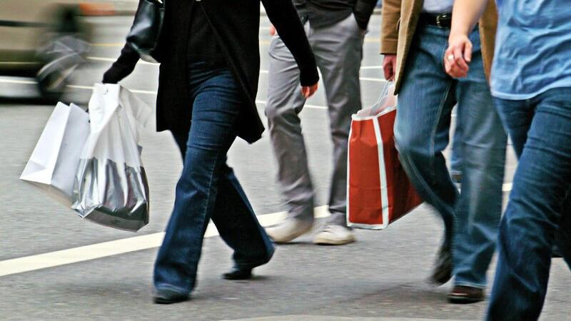 Nachteile eines Lebens in der Konsumgesellschaft