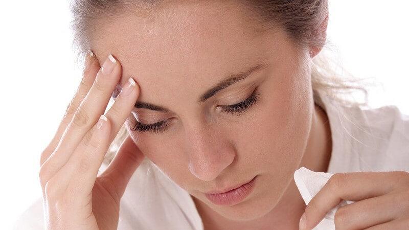 Unterschiedliche Kopfschmerzarten und mögliche Auslöser