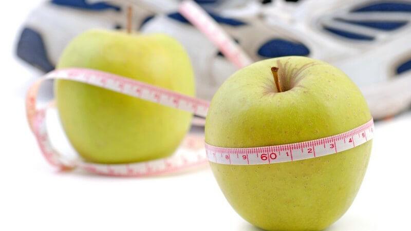 Der Energiebedarf eines Sportlers hängt mitunter vom Trainingspensum ab - man sagt, ab 6 Stunden Sport pro Woche sollte man sich nach einem Ernährungsplan richten