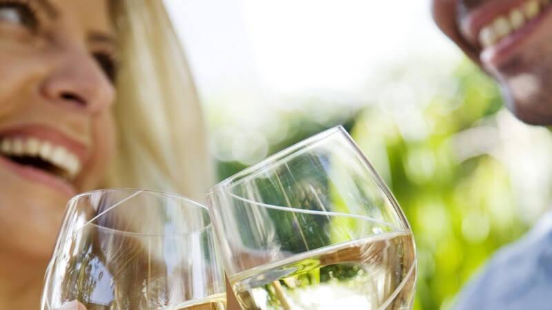 Ein Traubenmost, der sich noch in der Gärung befindet und somit als Vorstufe eines Weins gilt
