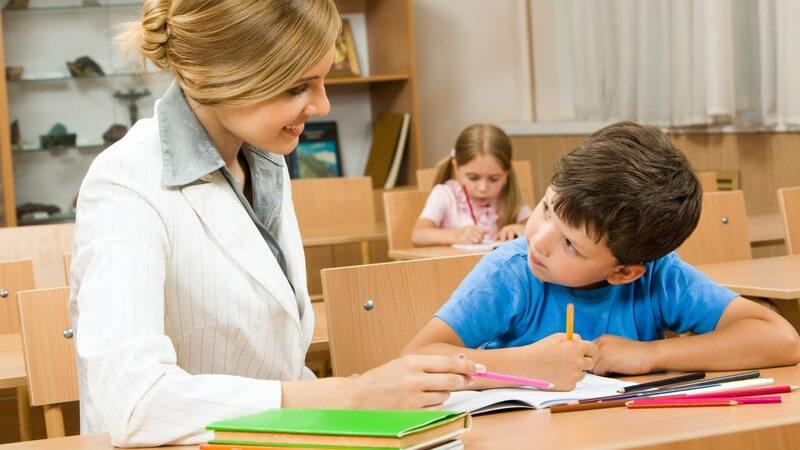 Worauf kommt's in der jeweiligen Klasse an? Anforderungen an Grundschüler und Eltern