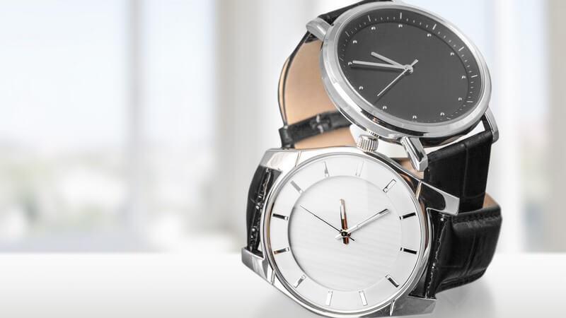 Uhrwerk, Gehäuse, Armband - diese Kriterien und Hinweise helfen Ihnen bei der Auswahl der richtigen Uhr
