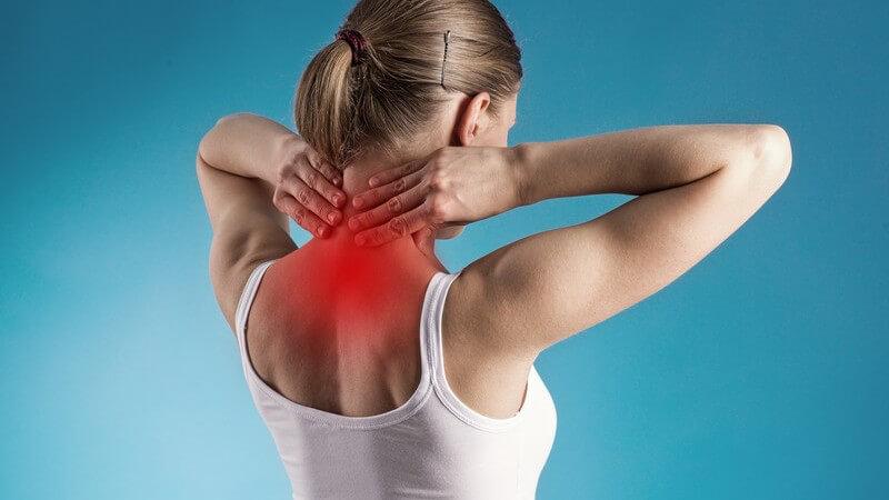 Zur Linderung werden z.B. Wärmeanwendungen sowie bestimmte Bewegungsübungen empfohlen