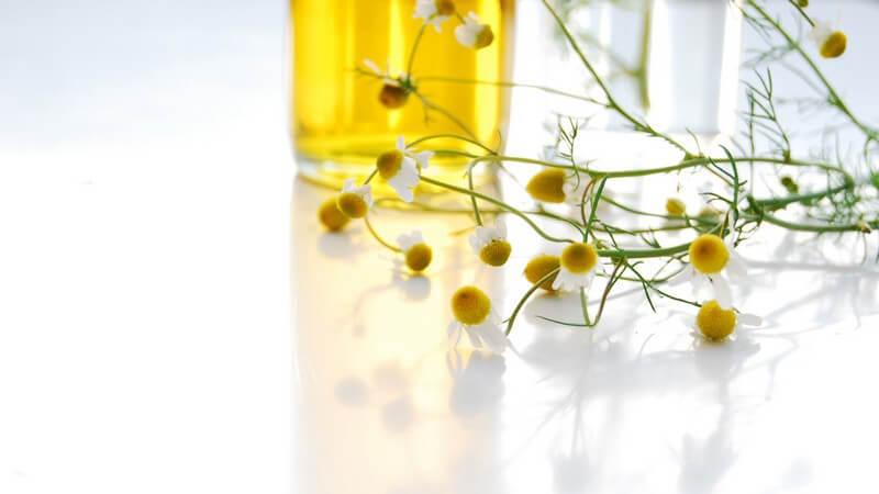 Beauty-Öle werden zur Entspannung und Hautpflege eingesetzt und enthalten jede Menge positive Eigenschaften