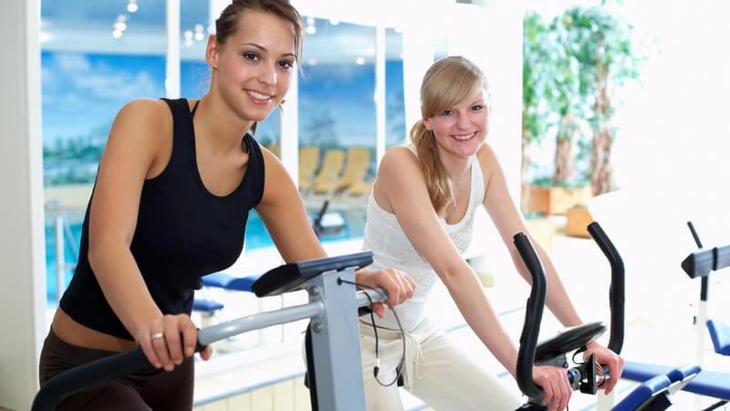 Frauen unter sich: Angebote in Fitnessstudios für Frauen